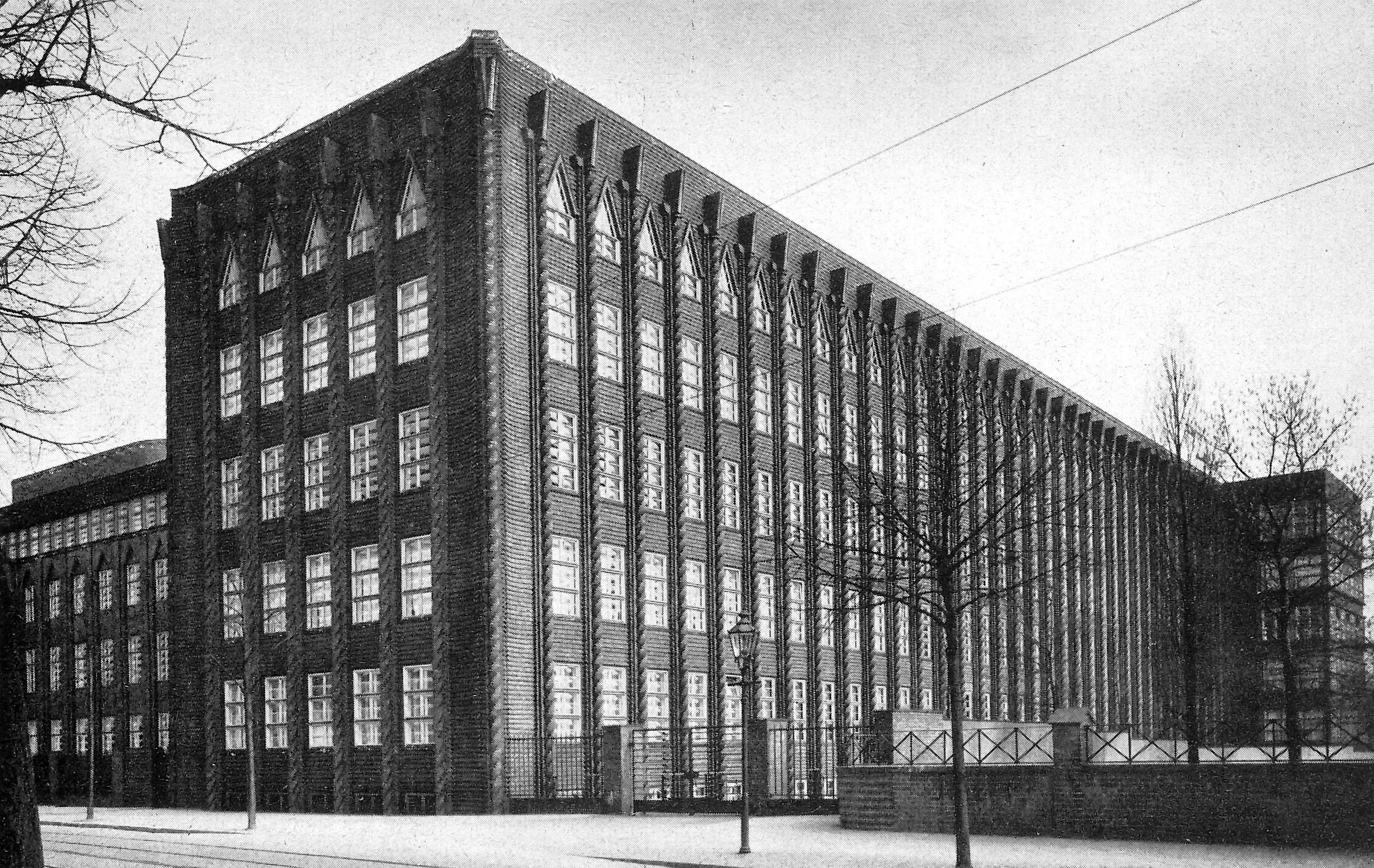 Datei Haus Neuerburg Factory Building Fritz Hoeger Carl