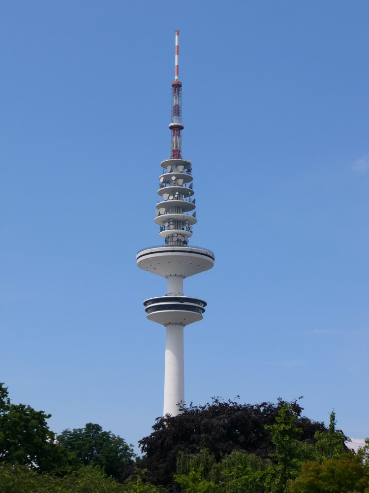 Image from Wikipedia under GFDL: http://de.wikipedia.org/w/index.php?title=Datei:Heinrich-Hertz-Turm.jpg