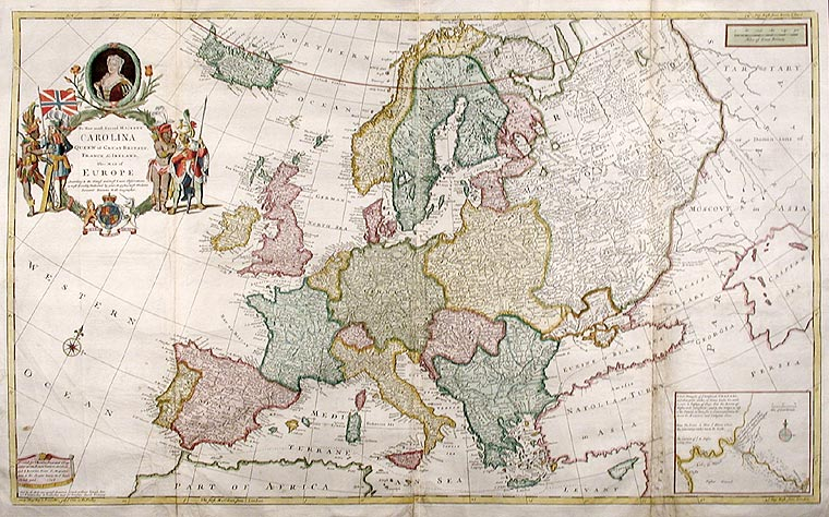 Atlas of Europe Wikimedia mons