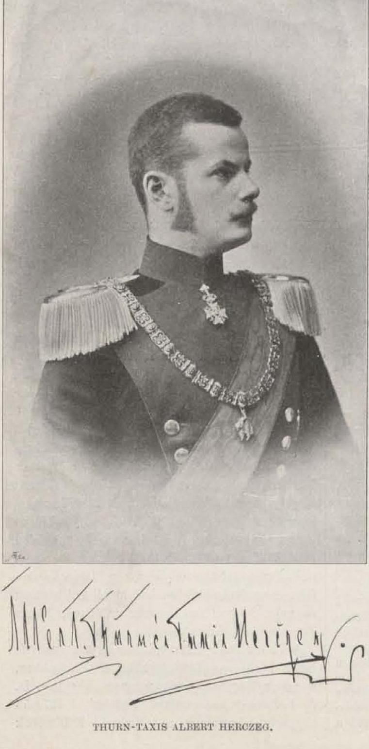 I. Albert, Thurn und Taxis 8. hercege.jpg