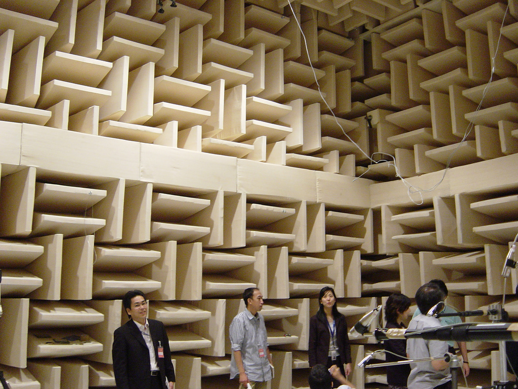 Acoustic Sound Room Design