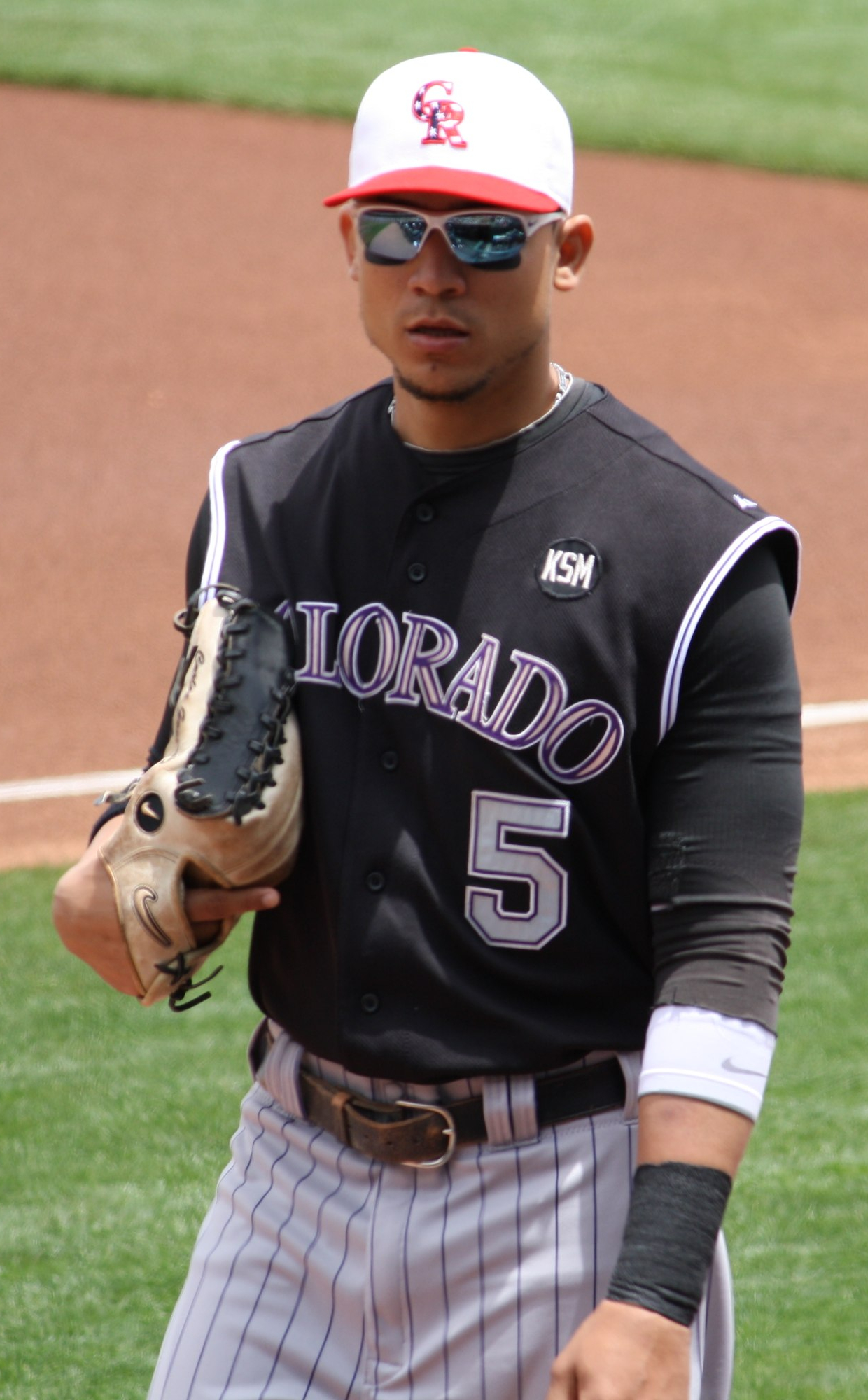 Image result for carlos gonzalez