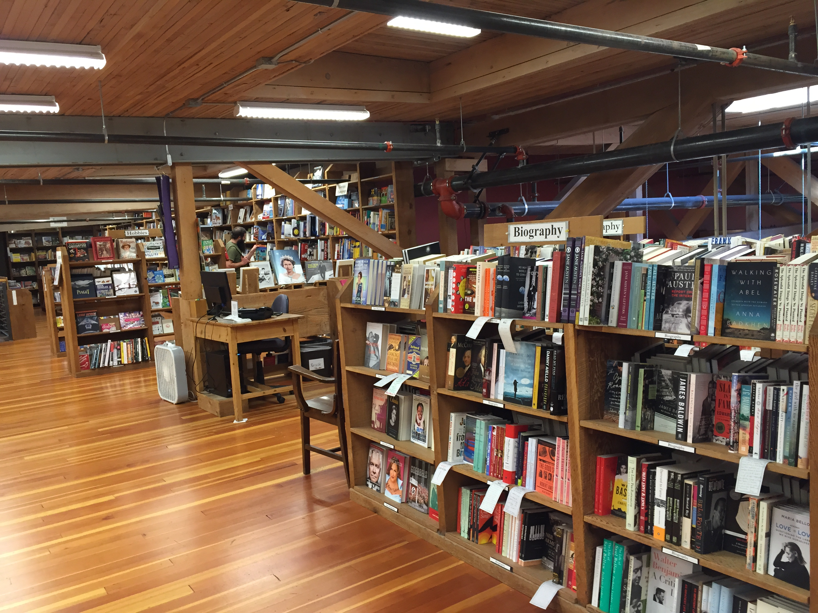 File Interior Of The Elliott Bay Book Company Capitol Hill