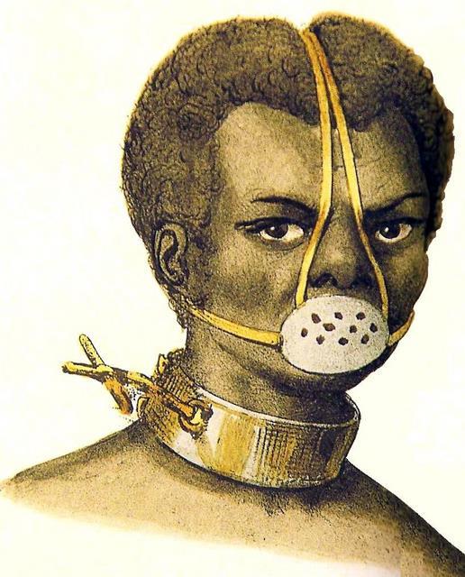 Resultado de imagem para Escrava Anastácia