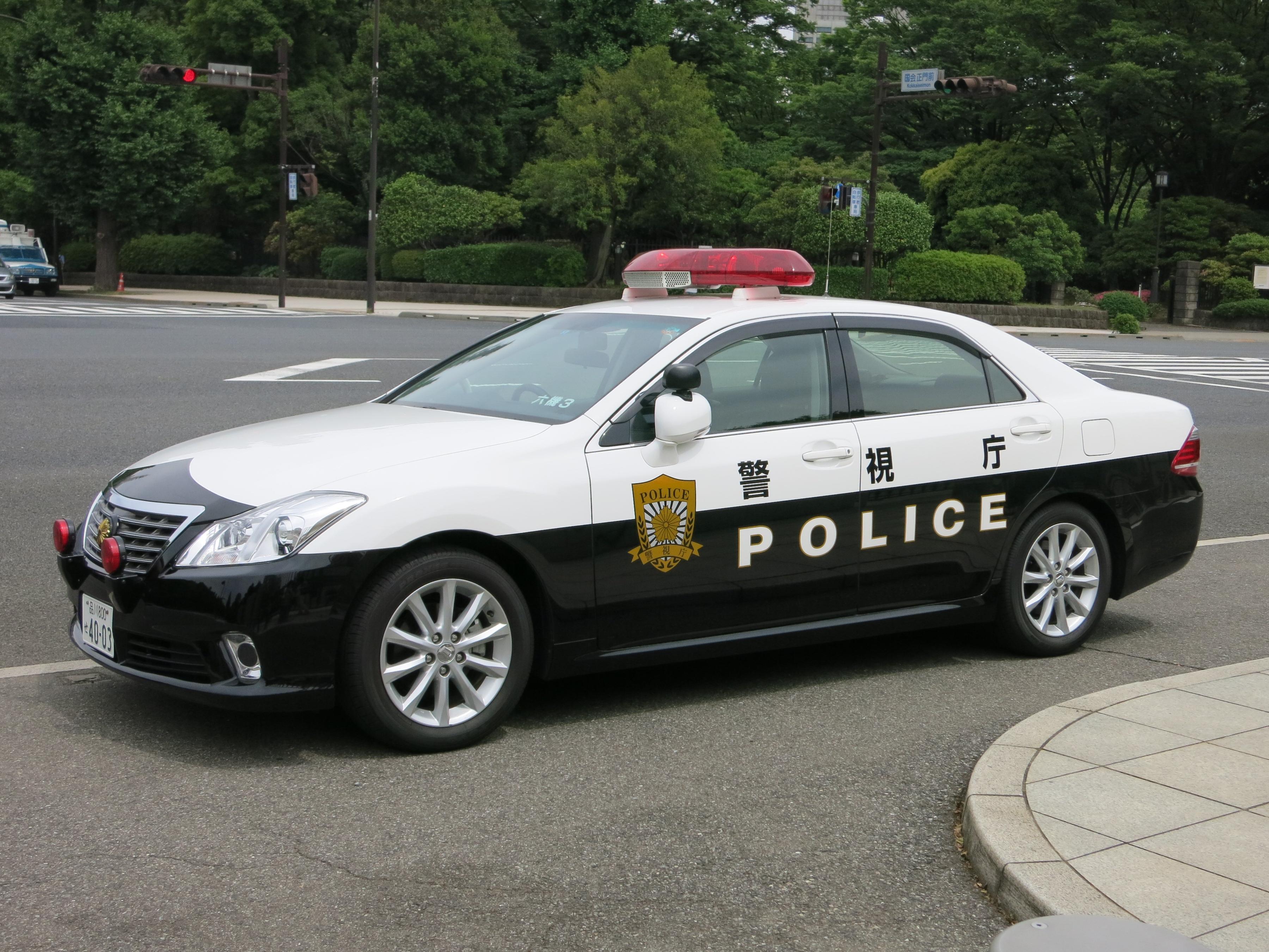 File Japanese Police Car 1 Jpg Wikimedia Commons