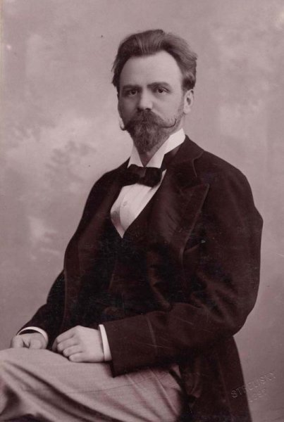 Hubay, 1897