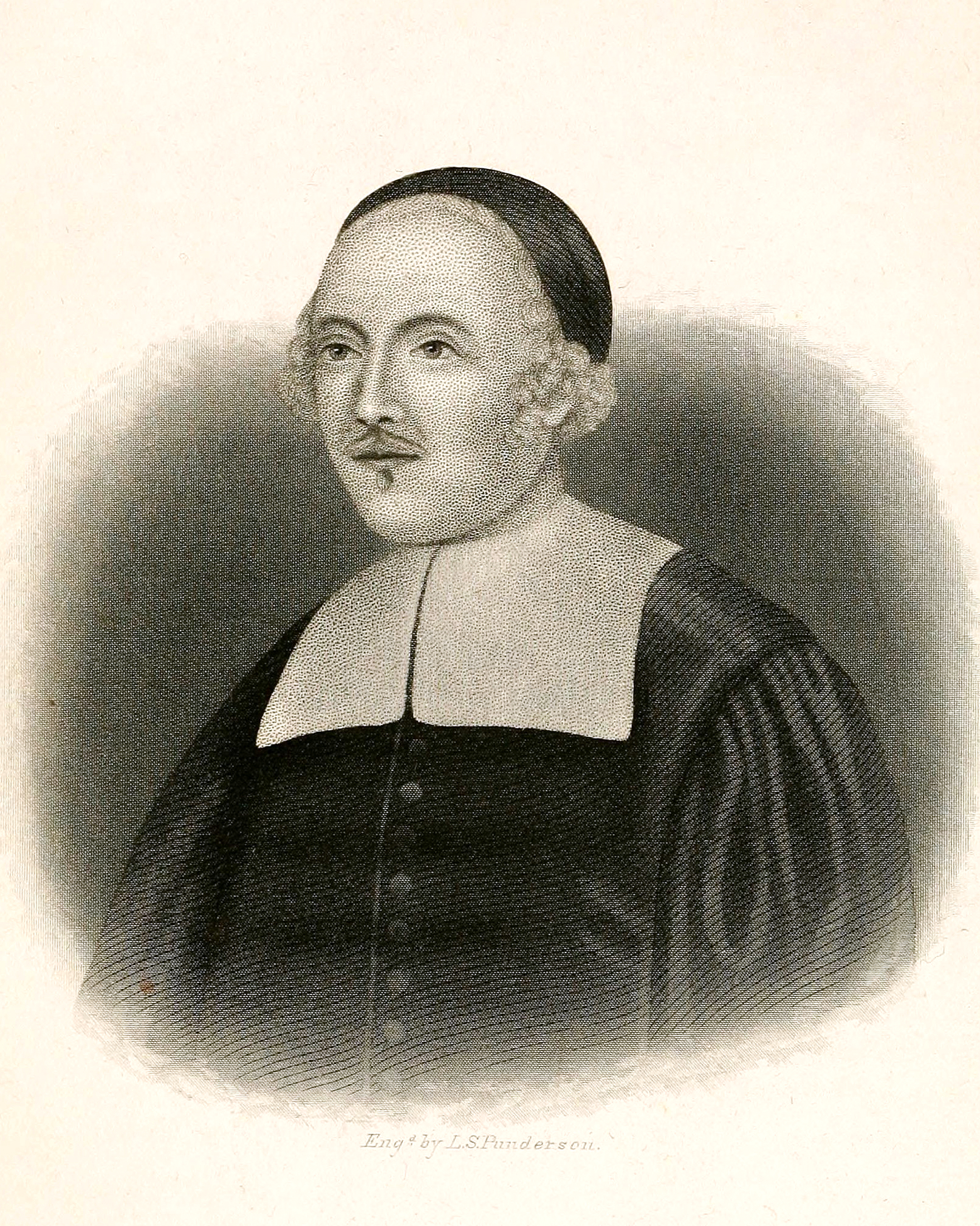John Davenport was a Puritan clergyman and Purtian founder of New Haven.