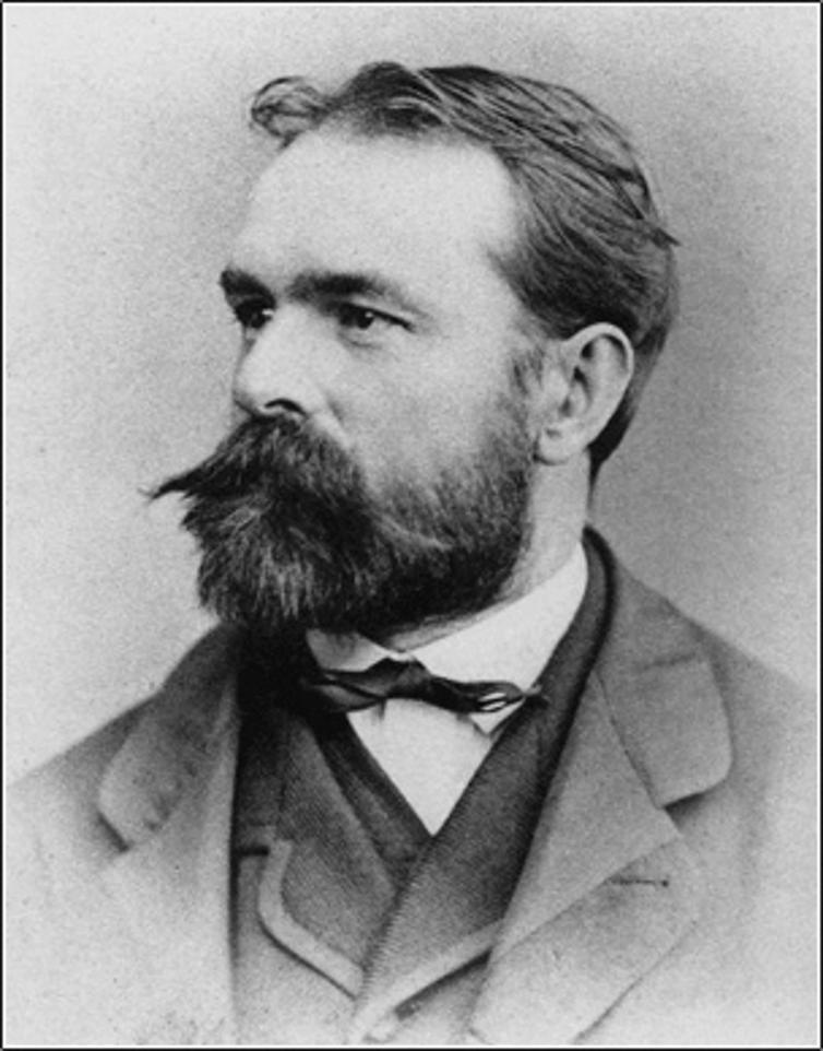 Portrait of Rheinberger