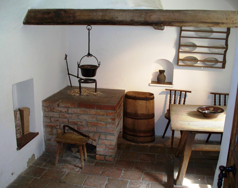 Neu Holzfußboden In Der Küche