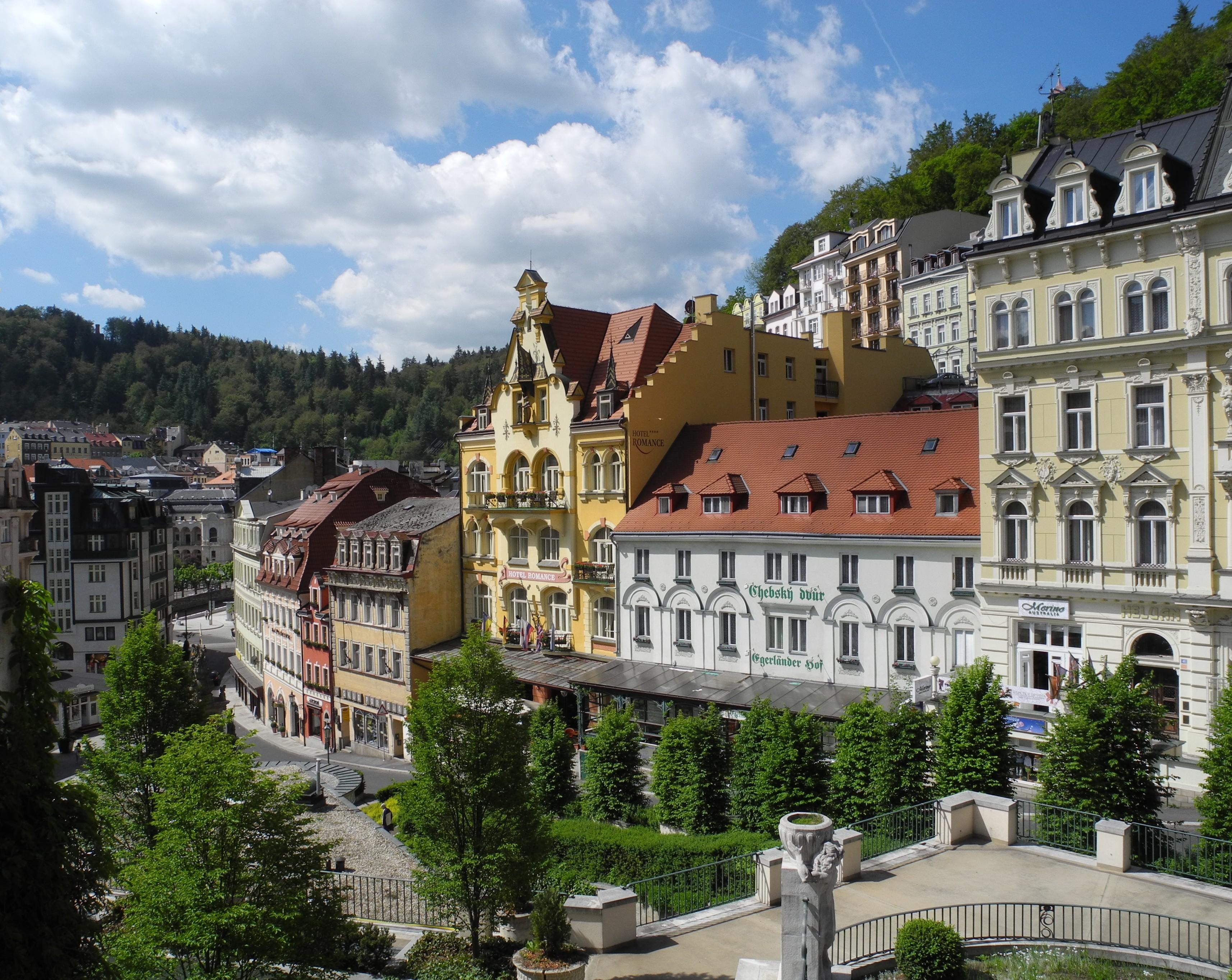 Prague Hotel Spa