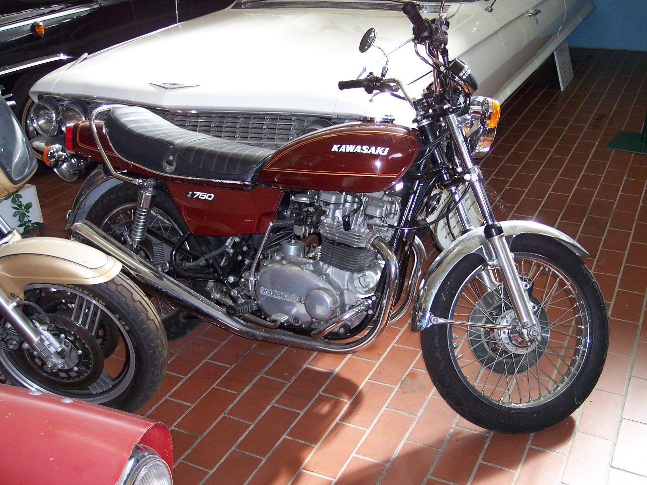 Kawasaki Kzb