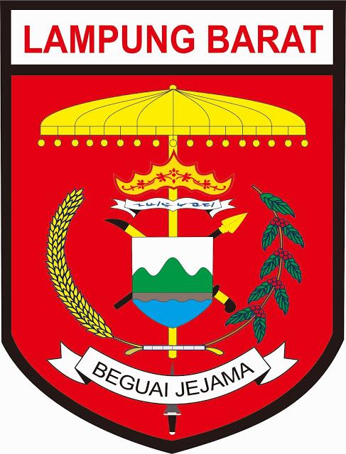 Berkas Lambang Kabupaten Lampung Barat Jpg Wikipedia Bahasa Indonesia Ensiklopedia Bebas