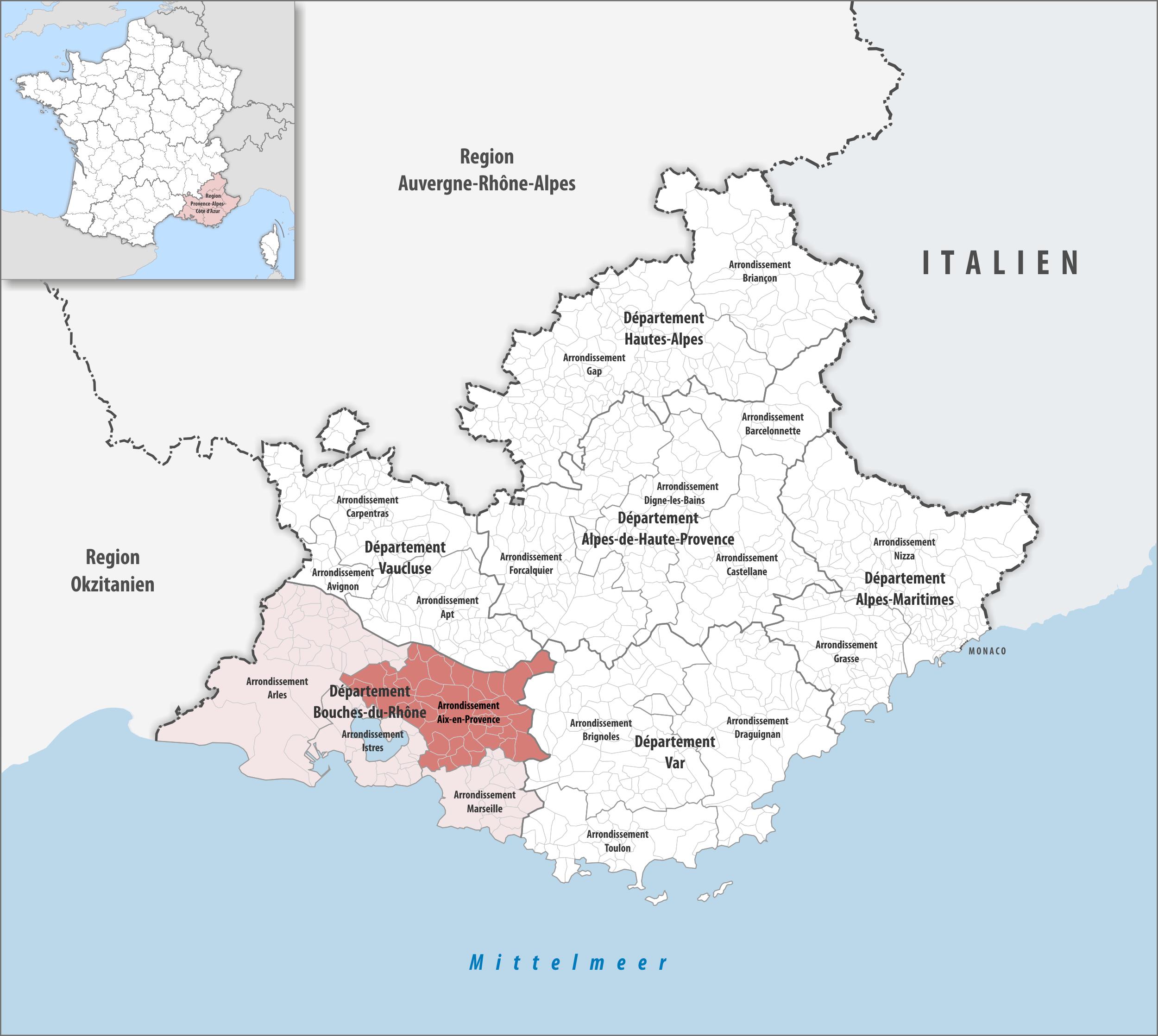 FileLocator map of Arrondissement AixenProvence 2017png
