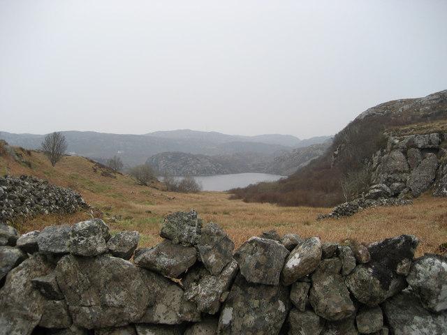 File:Loch Dubh - geograph.org.uk - 408866.jpg