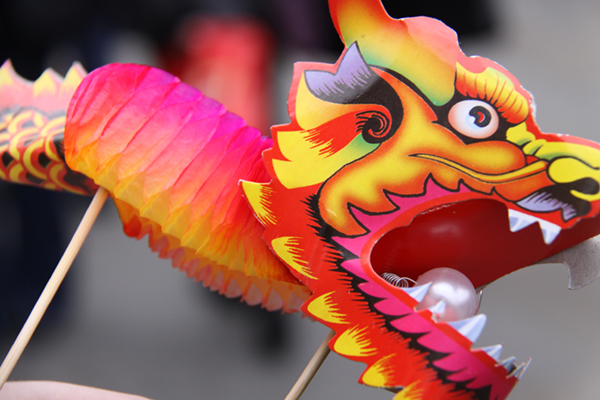 Image result for chinese new year dragon