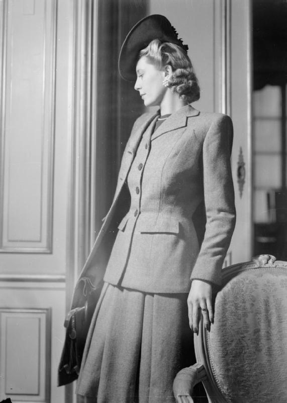 1940 1949 Fashion History Timeline