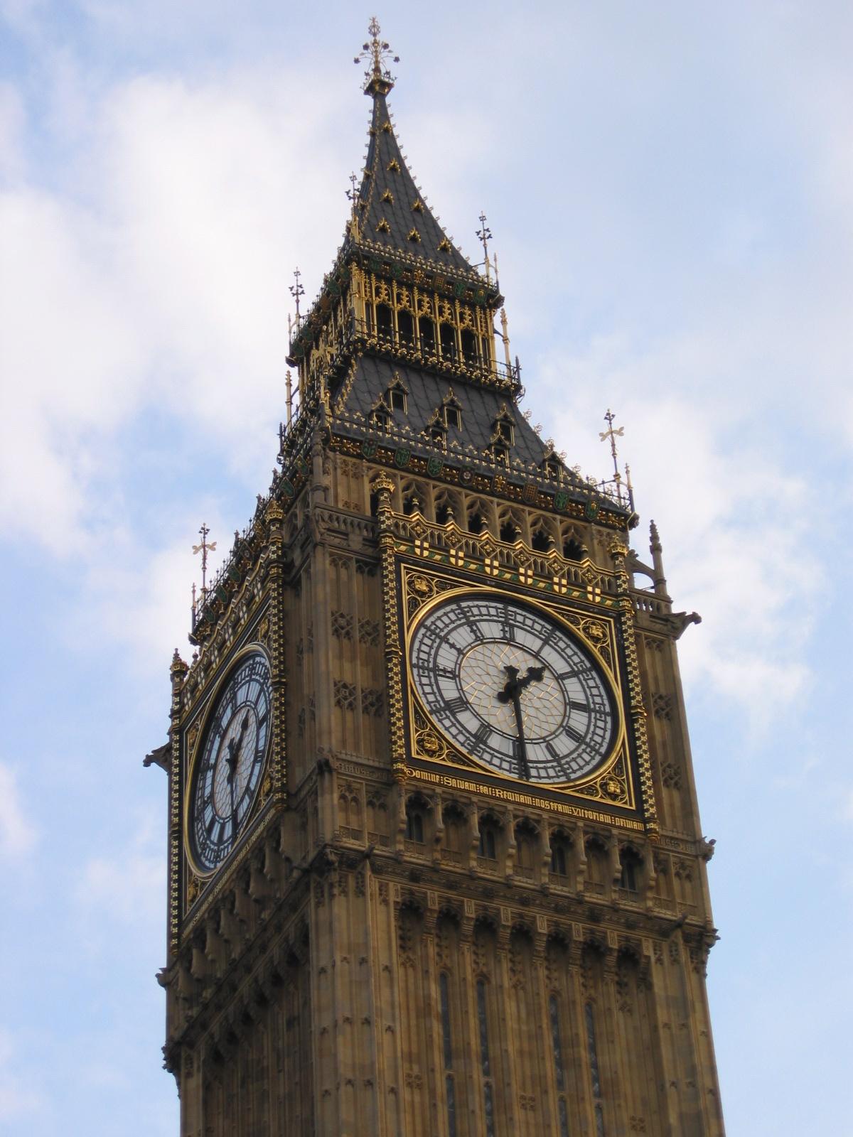 File:London clocktower November 2003 IMG 2079.JPG