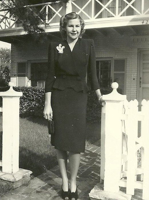 Louise Brough in 1948