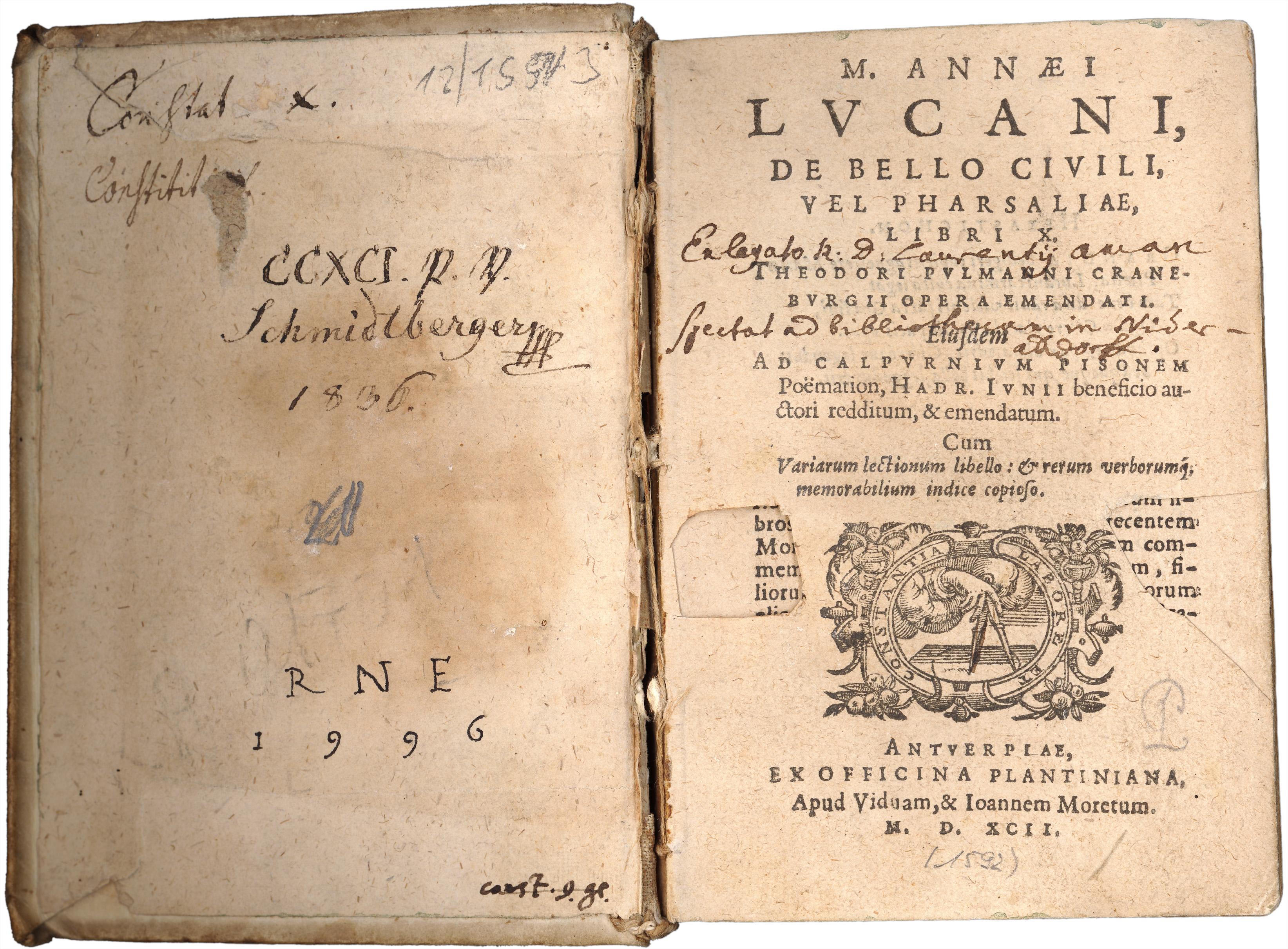 [Image: Lucanus,_De_bello_civili_ed._Pulmann_(Pl...e_page.jpg]