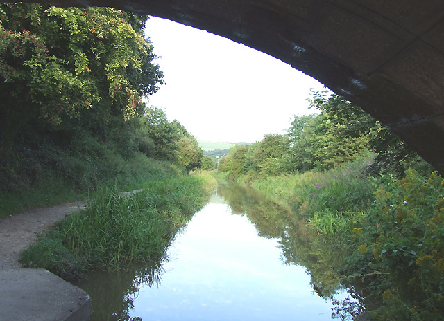 Macclesfield Canal, Congleton, Cheshire - geograph.org.uk - 567644