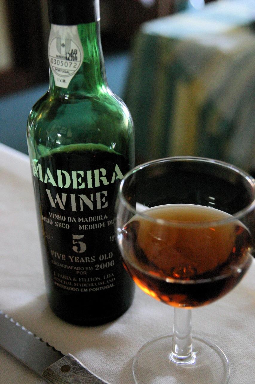 Madeira Wine cover image