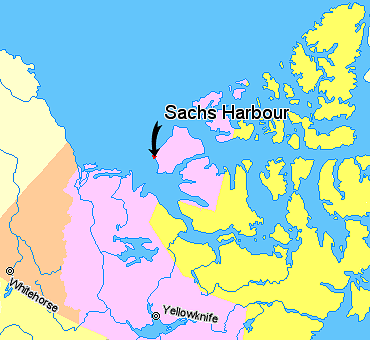 sachs harbour