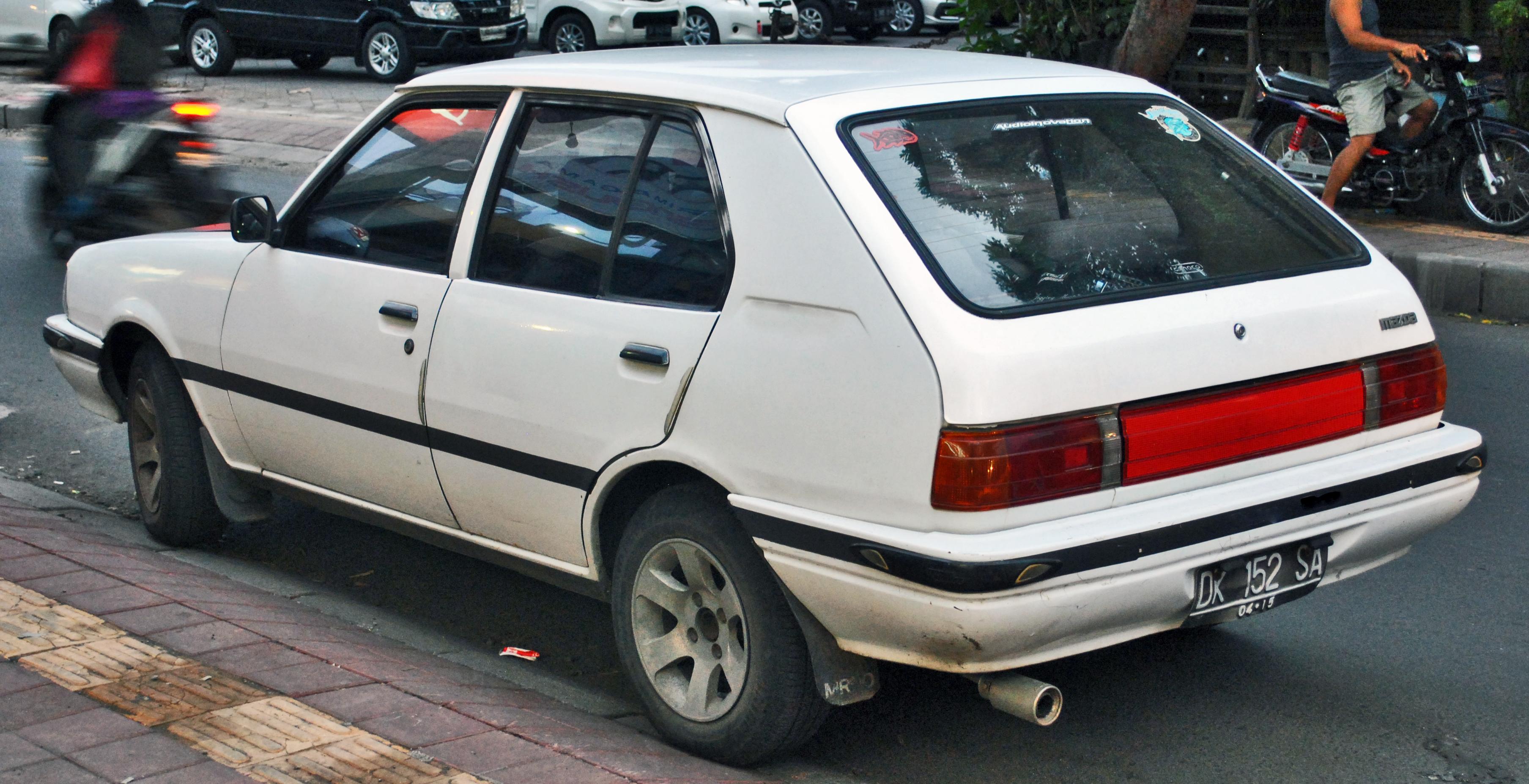 Build Your Mazda >> File:Mazda MR90 (rear), Denpasar.jpg - Wikimedia Commons