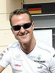 Michael Schumacher en 2012