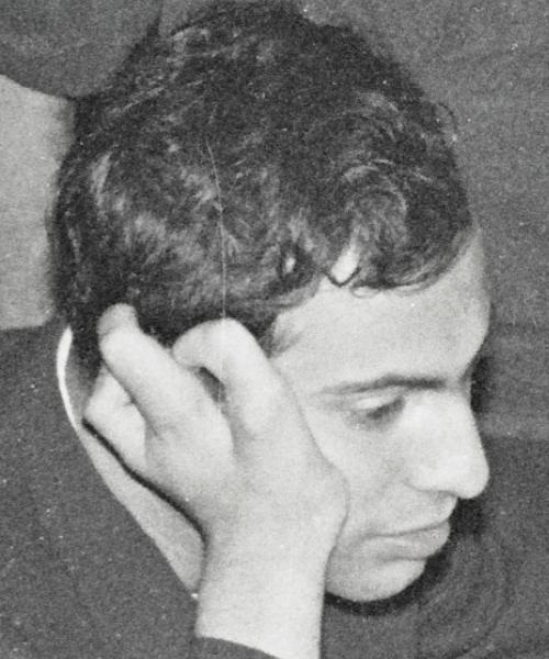 Mikhail Tal 1961 Oberhausen