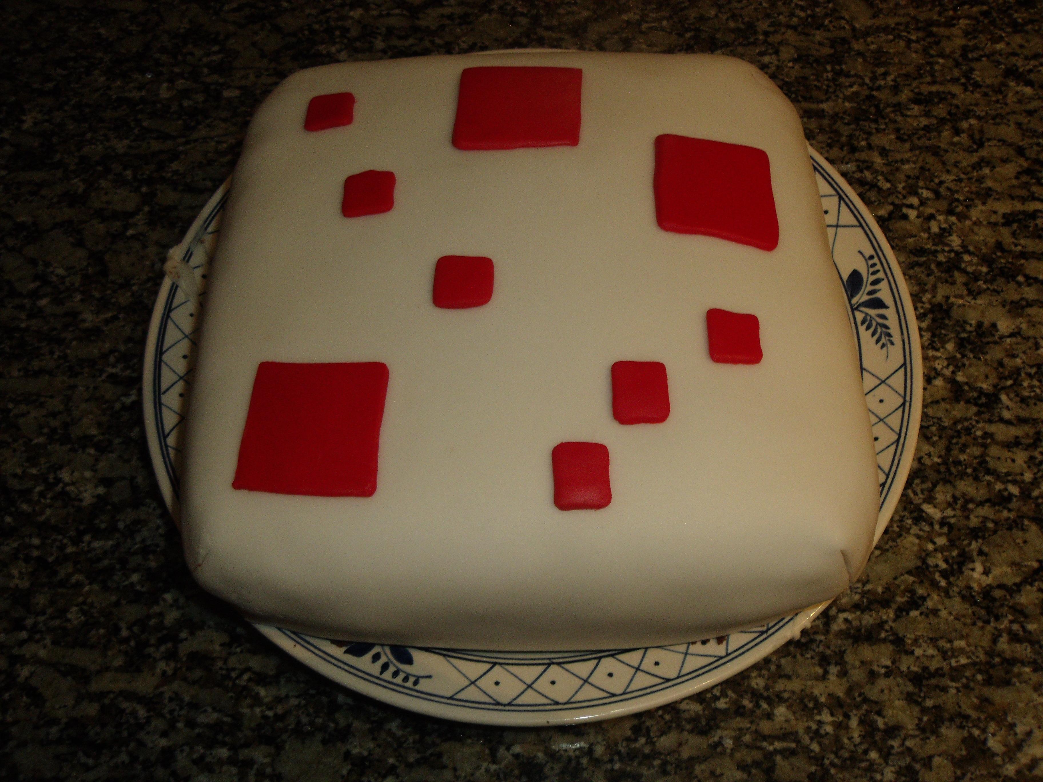 Minecraft Cake Making Machine