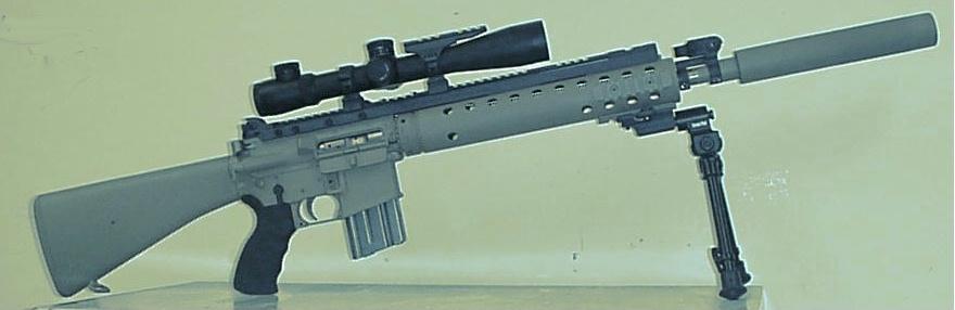 Mk 12 Special Purpose Rifle | Military Wiki | FANDOM powered by Wikia