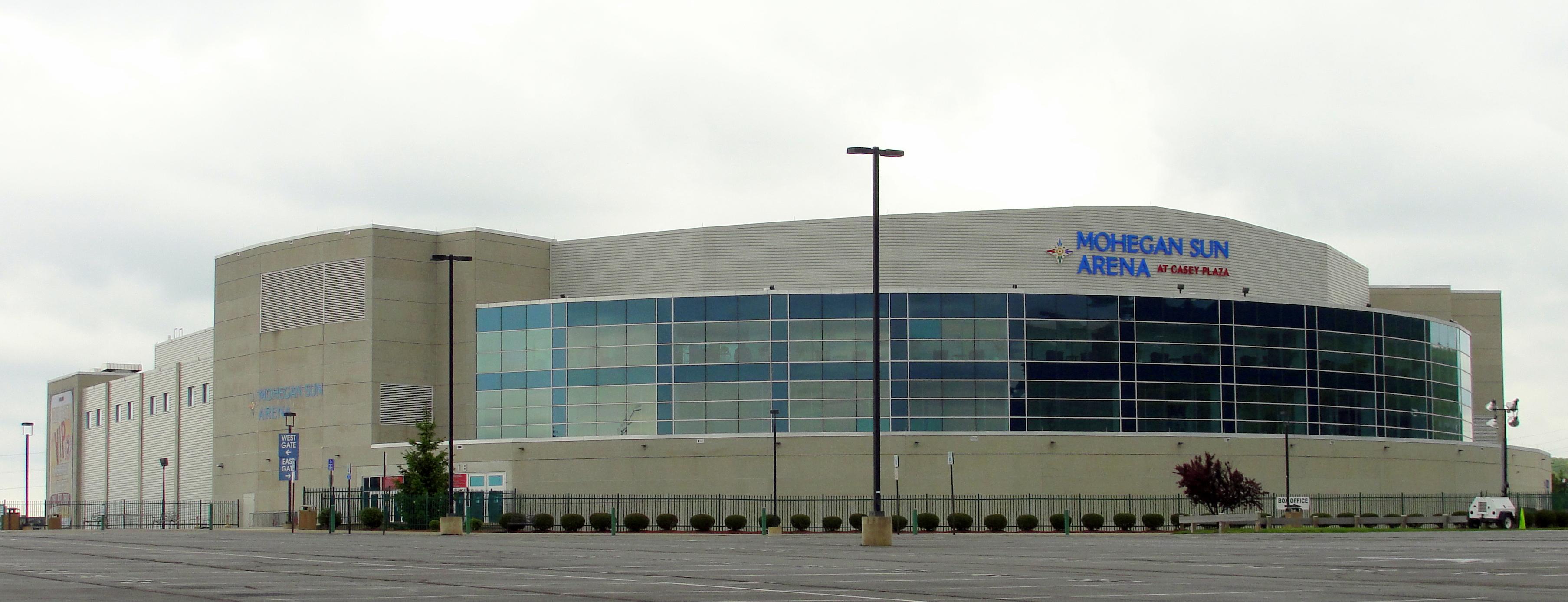 Mohegan Sun Arena At Casey Plaza Wikipedia