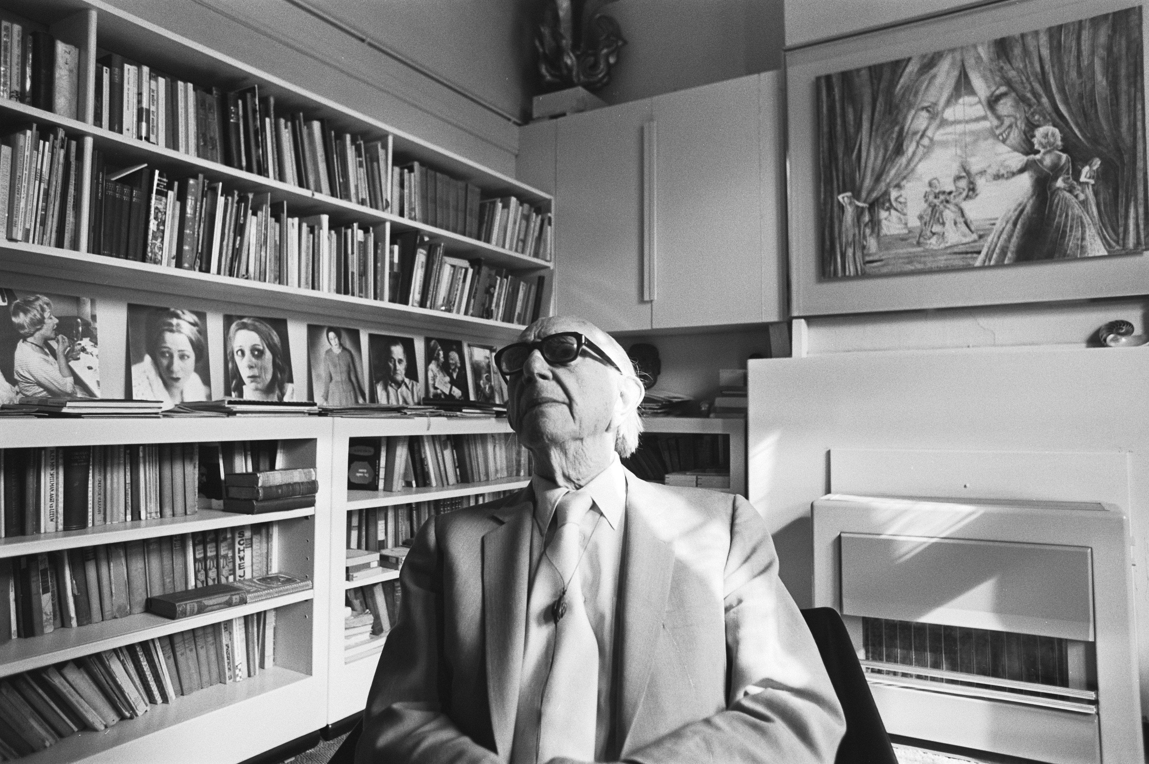 Filemorgen Viert De Bekende Nederlandse Architekt Dichter