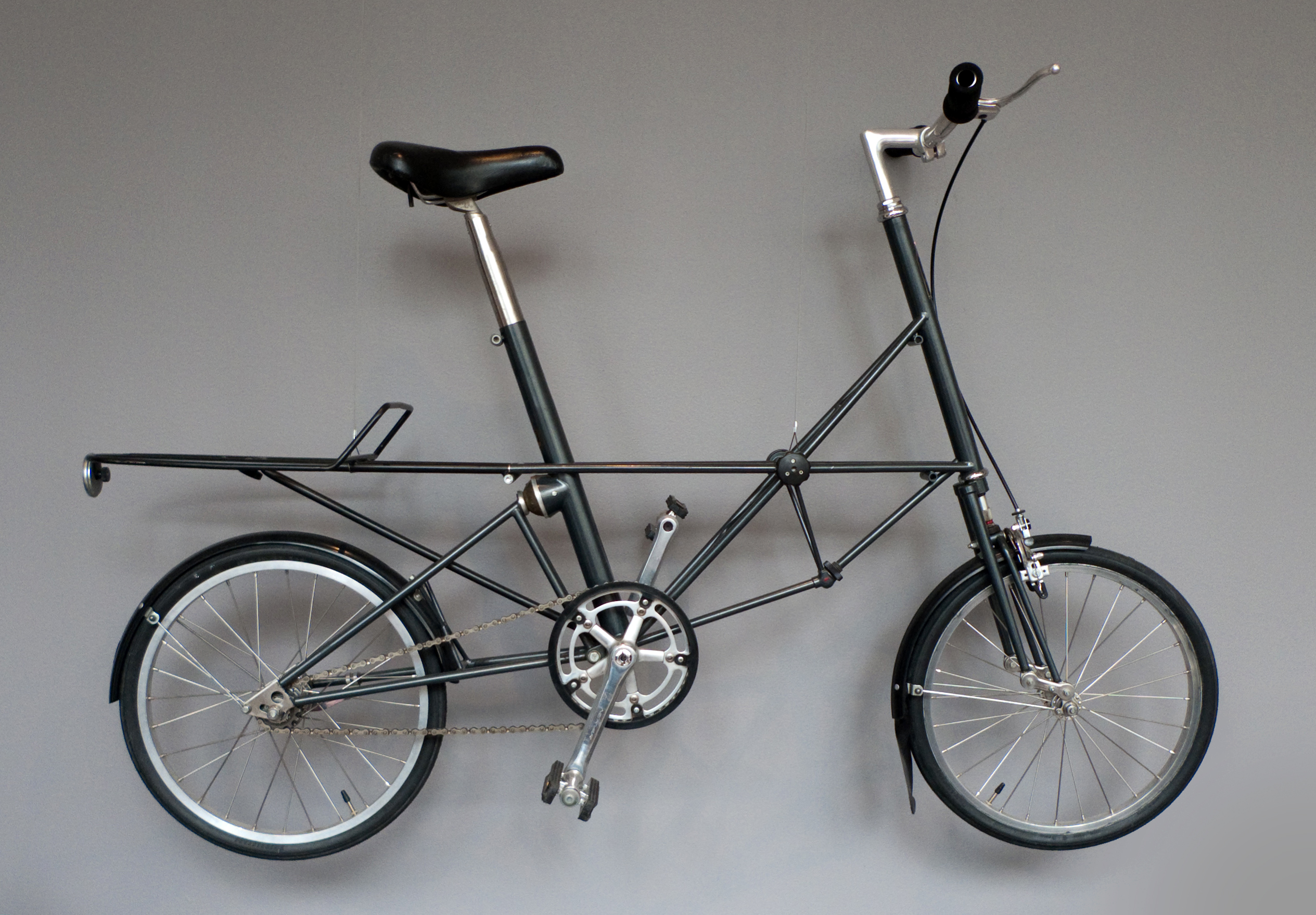 Bike to Basics: A Cargo Bicycle Design for Short-distance