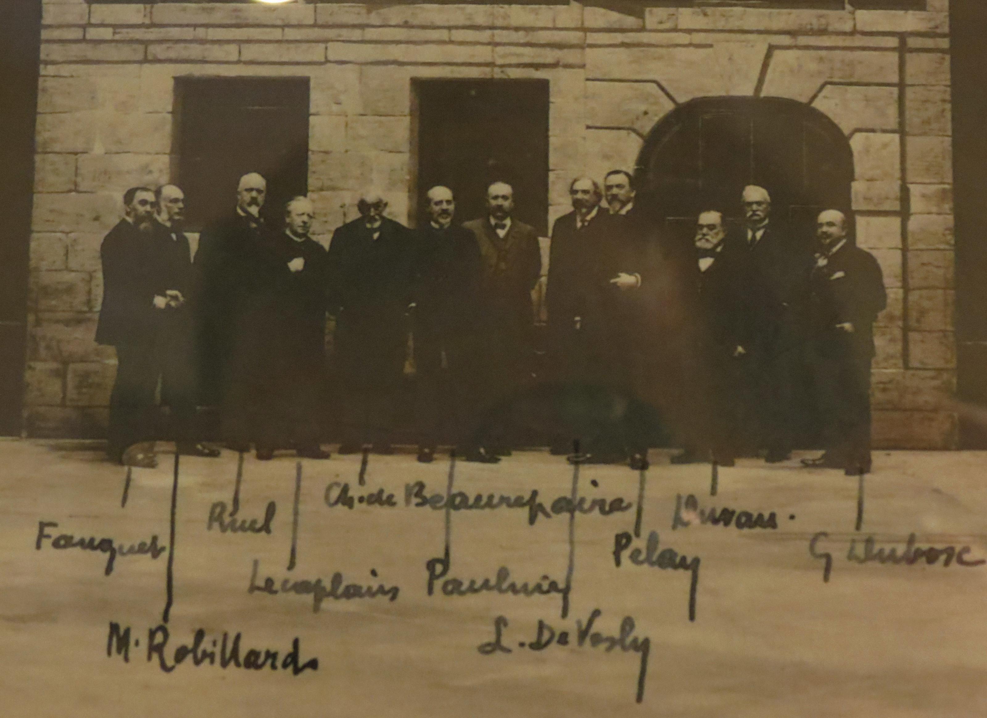Peintres Ecole De Rouen file:musée pierre corneille (rouen) - acteurs du rachat