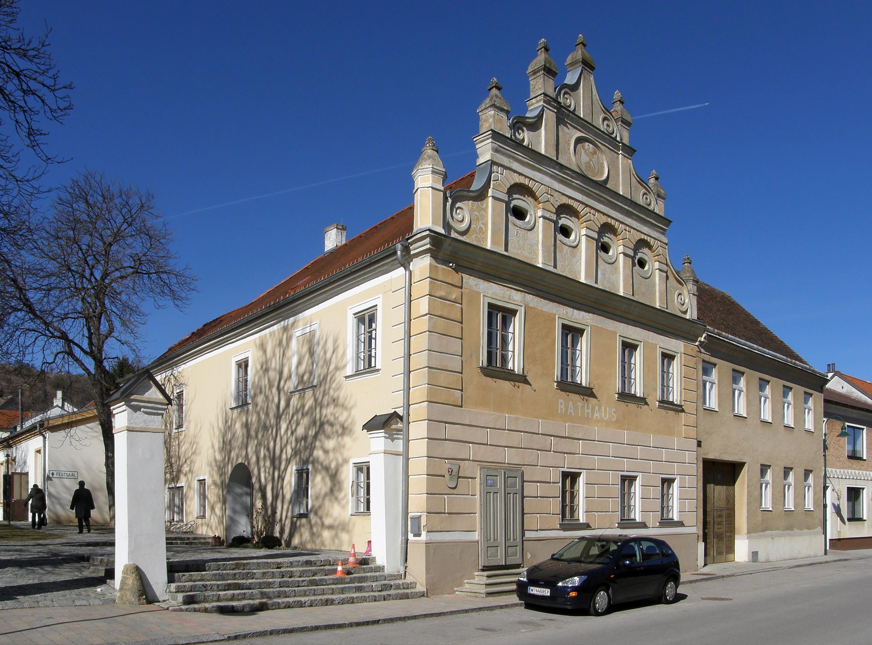 Bildergebnis für Falkenstein NÖ Rathaus