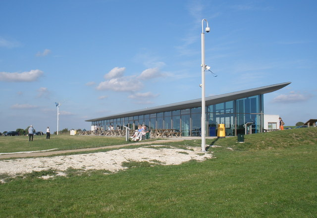 National Trust Visitor Centre, Dunstable Downs - geograph.org.uk - 1441268