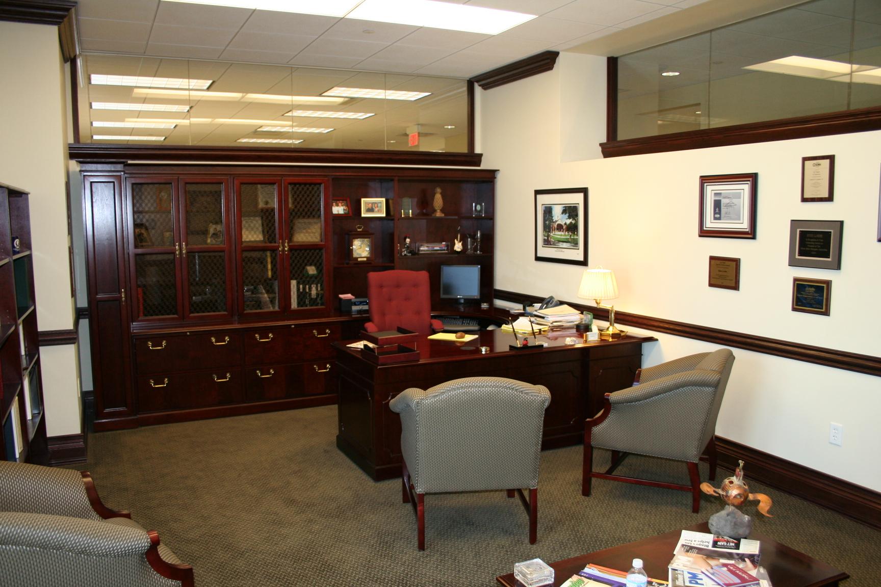Office  Room Booking Display
