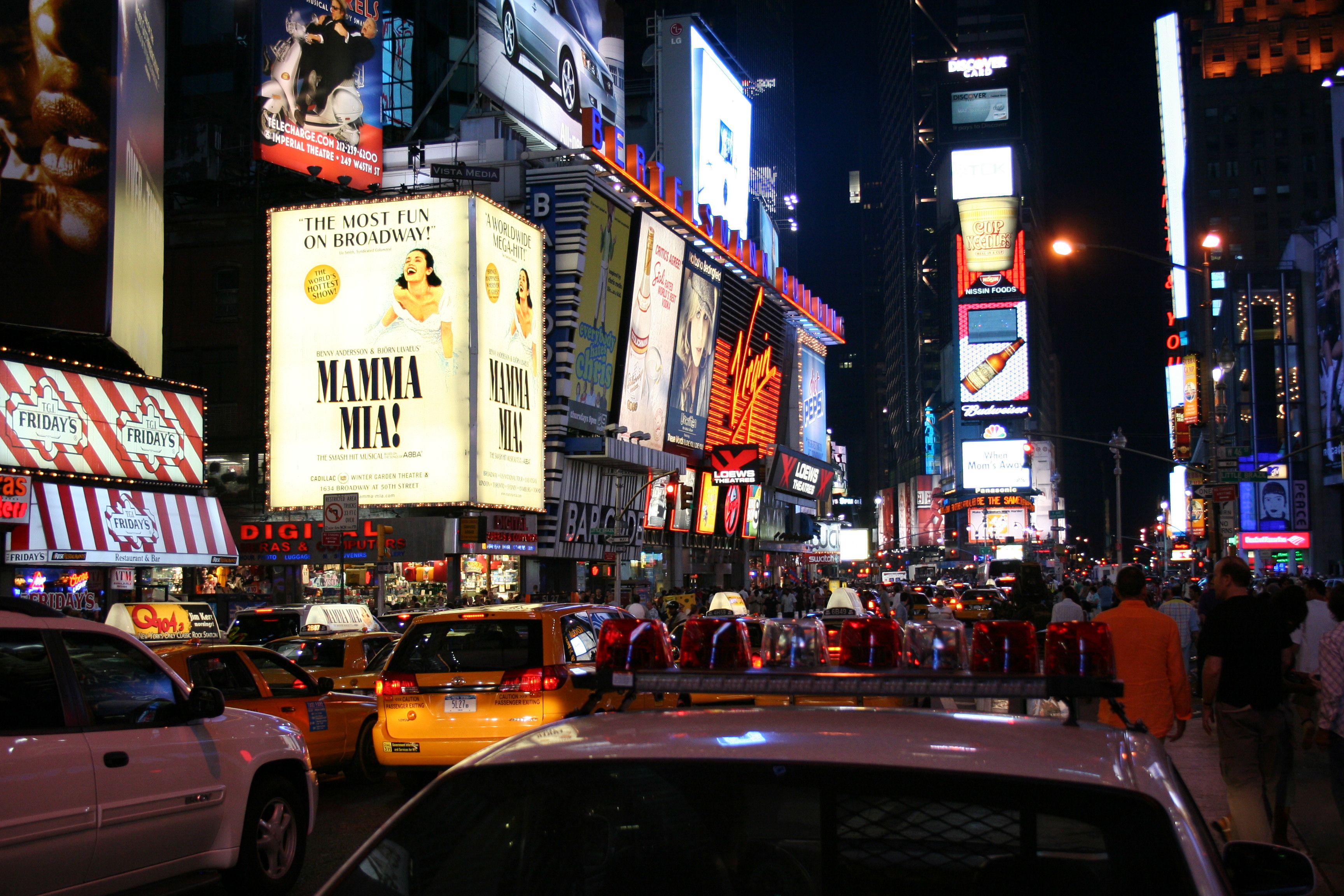 Description new york times square jpg