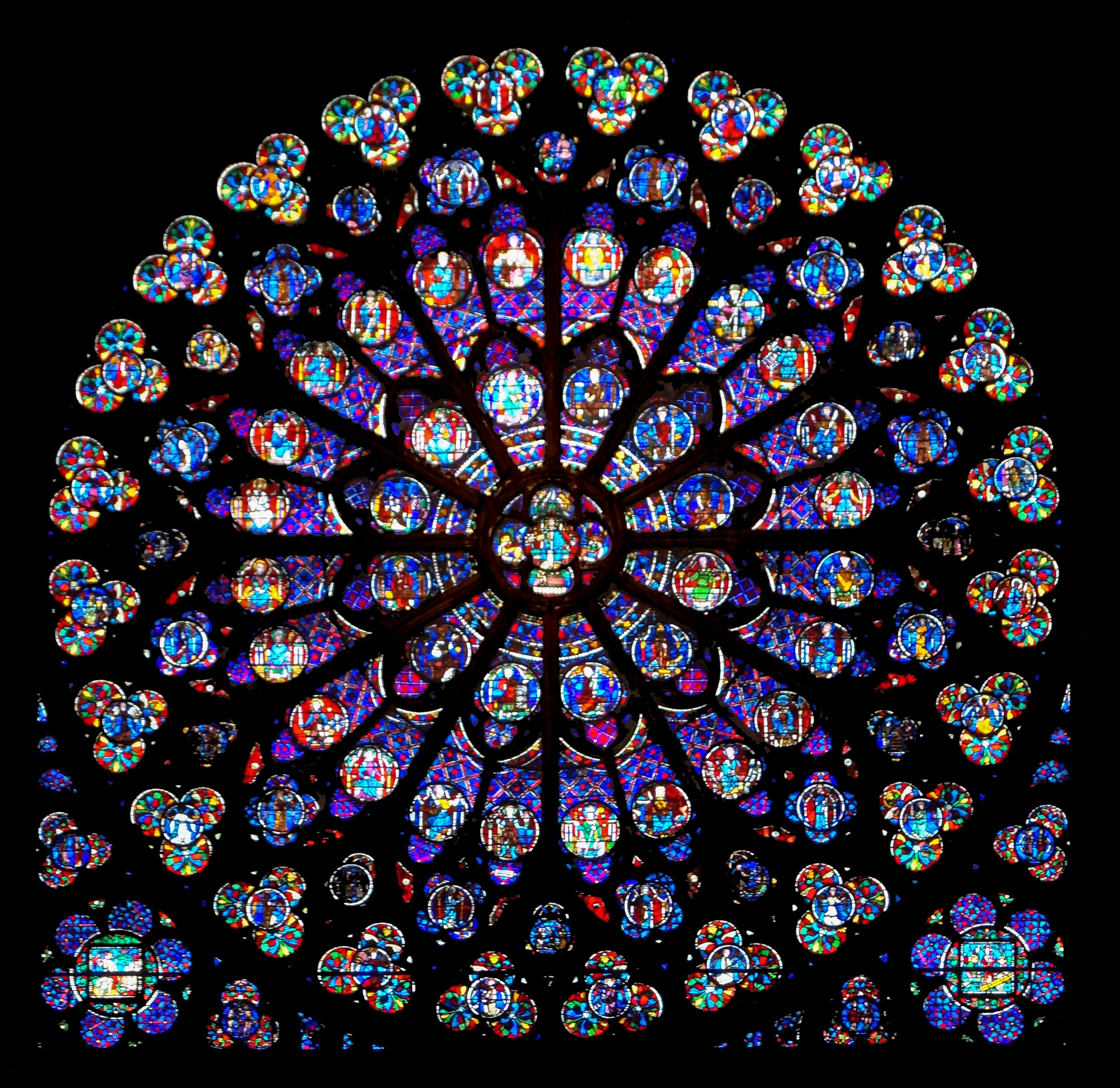 Bildergebnis für Notre Dame Paris Rose