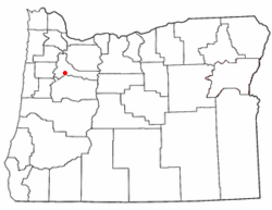 Loko di Stayton, Oregon
