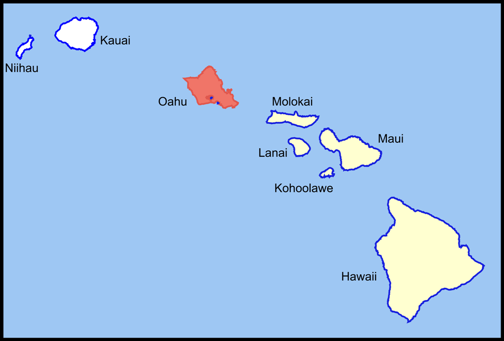 File:Oahu Island location (Southeastern Islands).png