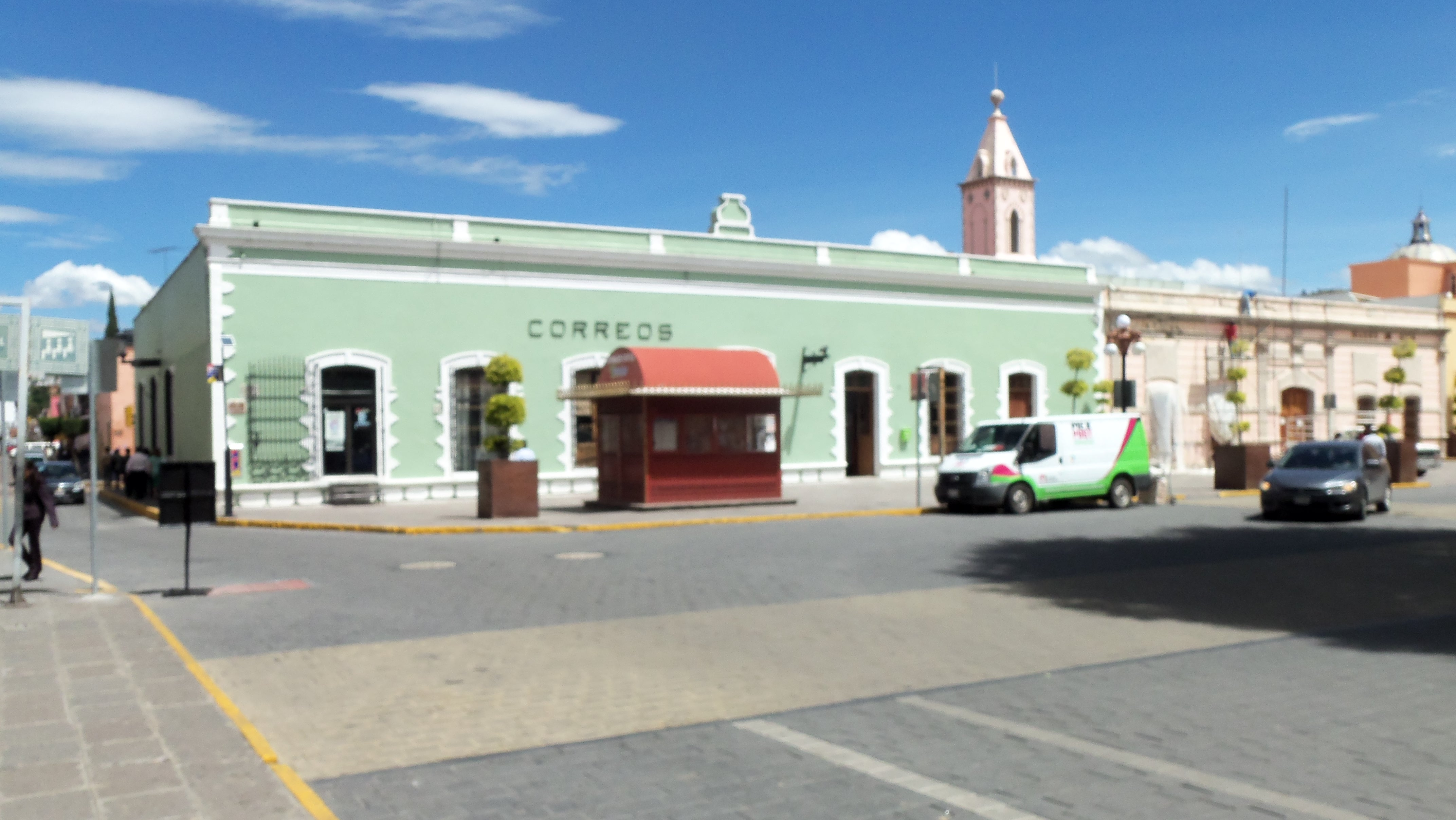 File oficina de correos en tlaxcala tlaxcala jpg for Oficina de correos sol