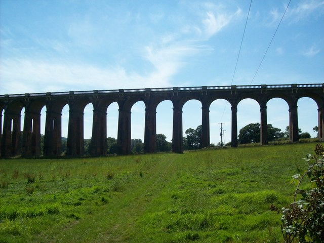 Ouse Valley Viaduct - geograph.org.uk - 516446