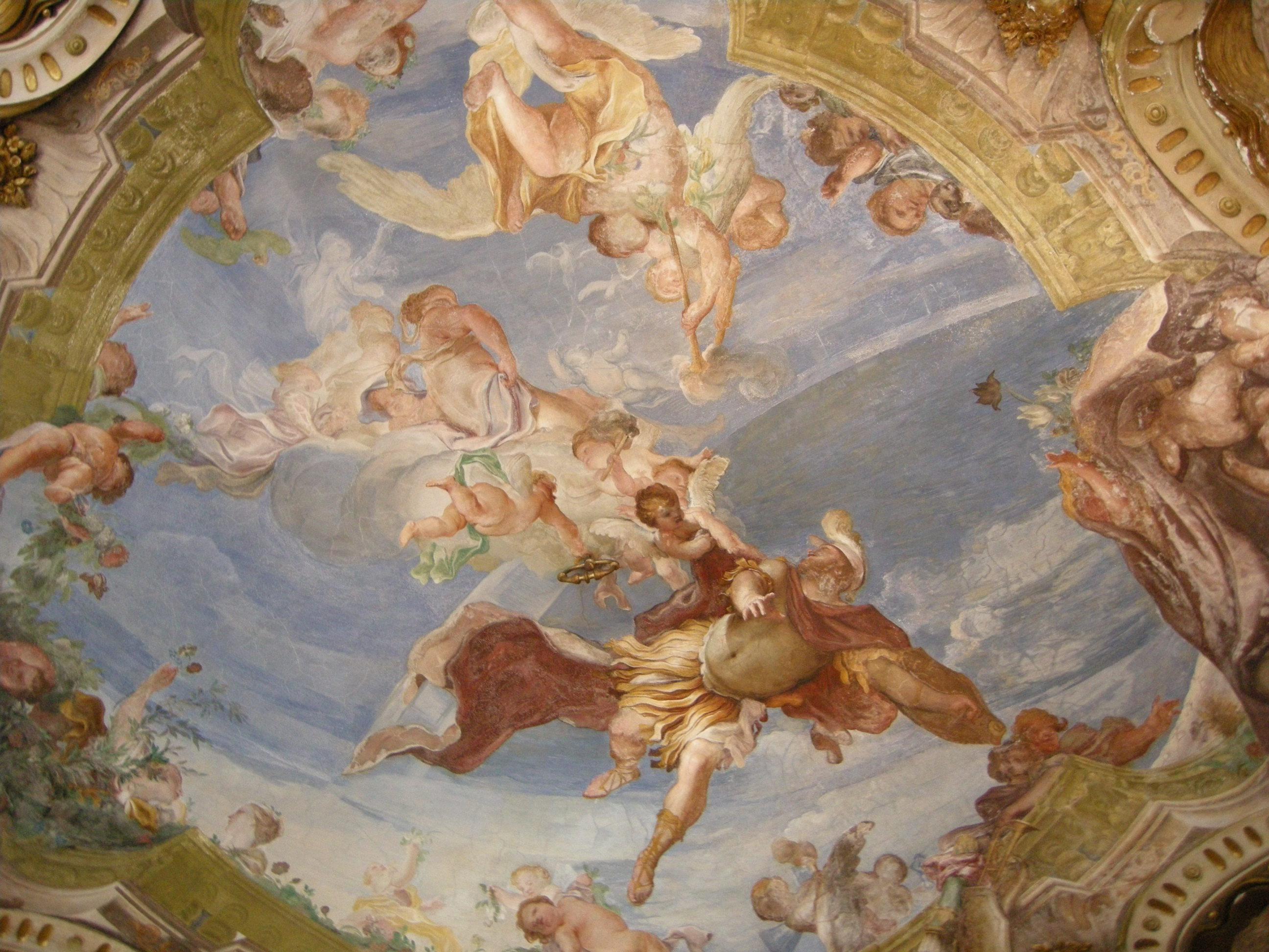 File:Palazzo rosso, sala della primavera, gregorio de ...