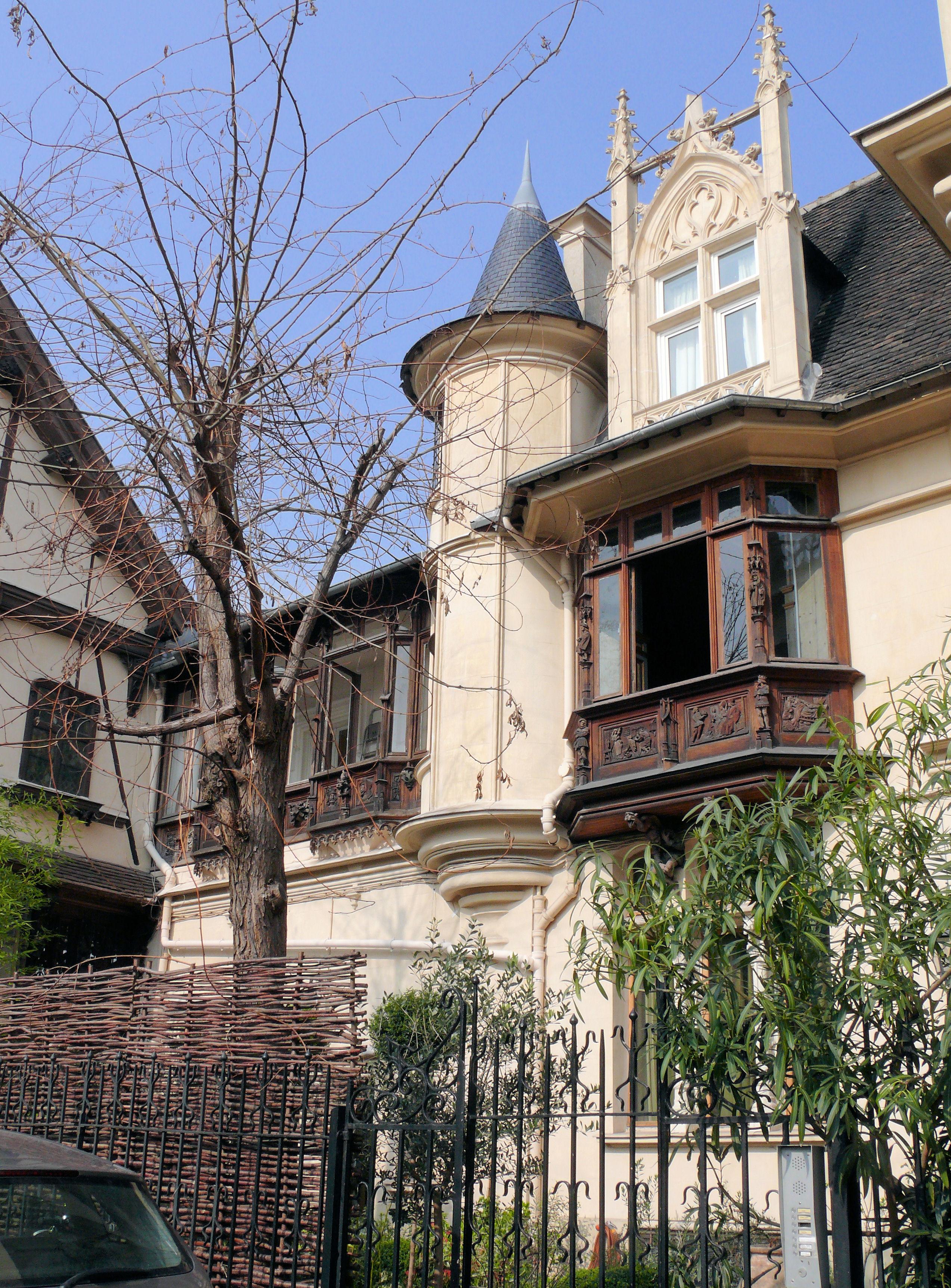 Datei paris 18 maison eymonaud 3 jpg wikipedia - Maison des truffes paris ...