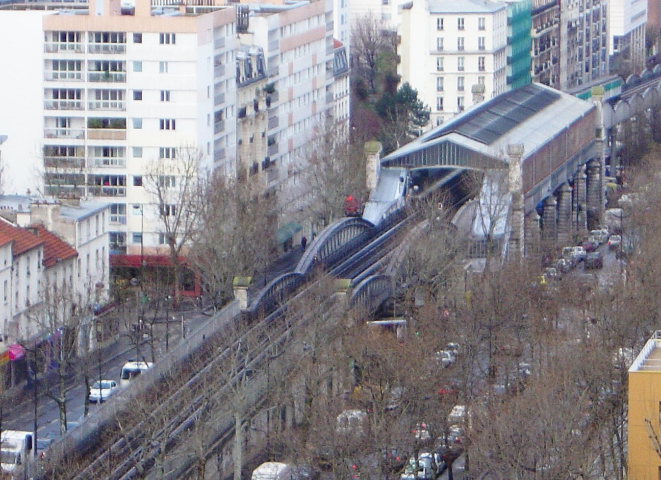 Hotel Rue Lecourbe  Paris
