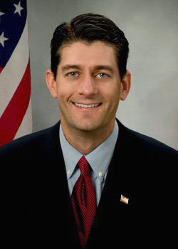 Paul Ryan%2C official portrait%2C 112th Congress Paul Ryans Republican Convention Speech Would Have Been Great, Except for Brazen Lies and Half Truths