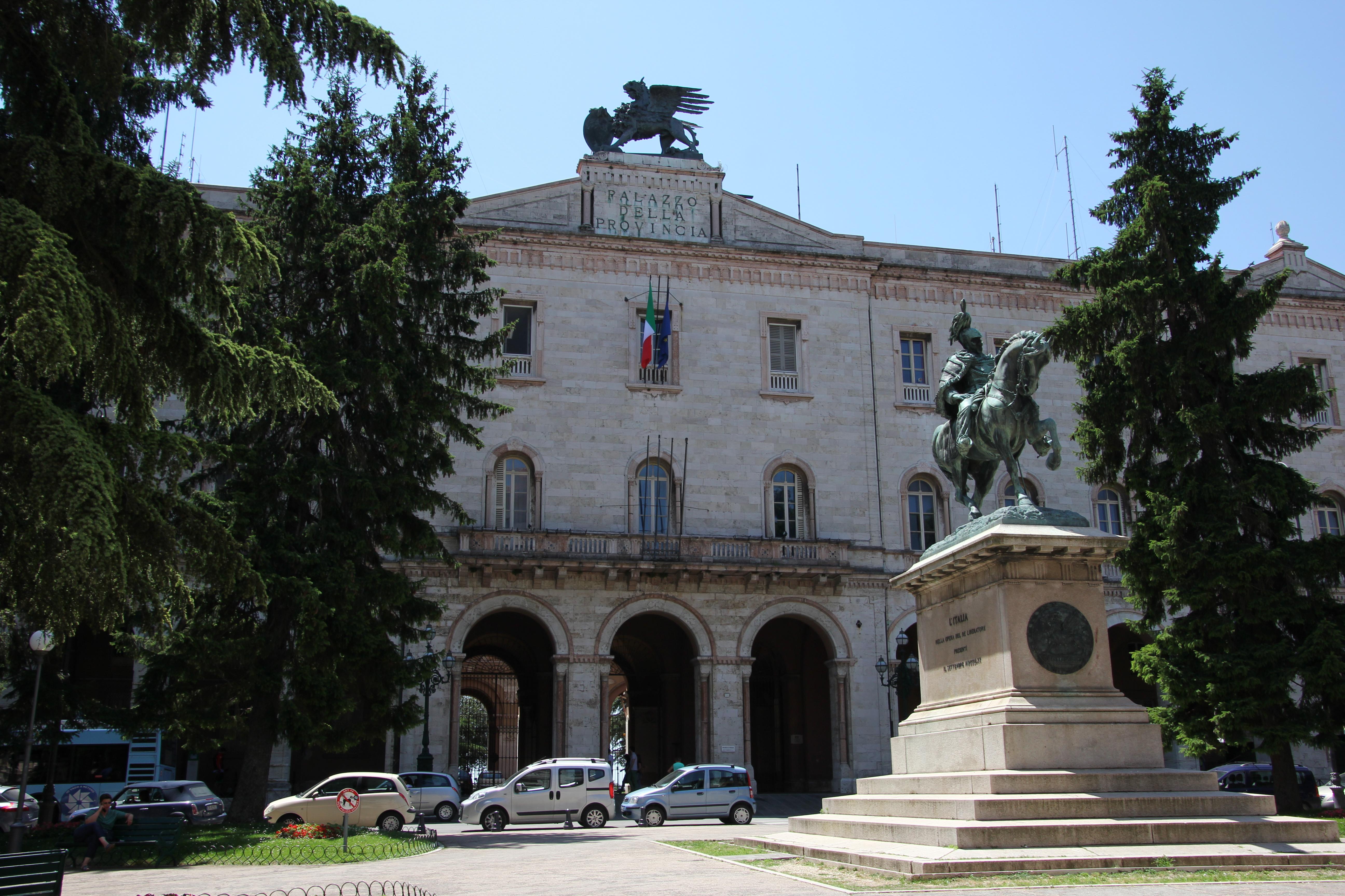 Perugia palazzo della Provincia 01