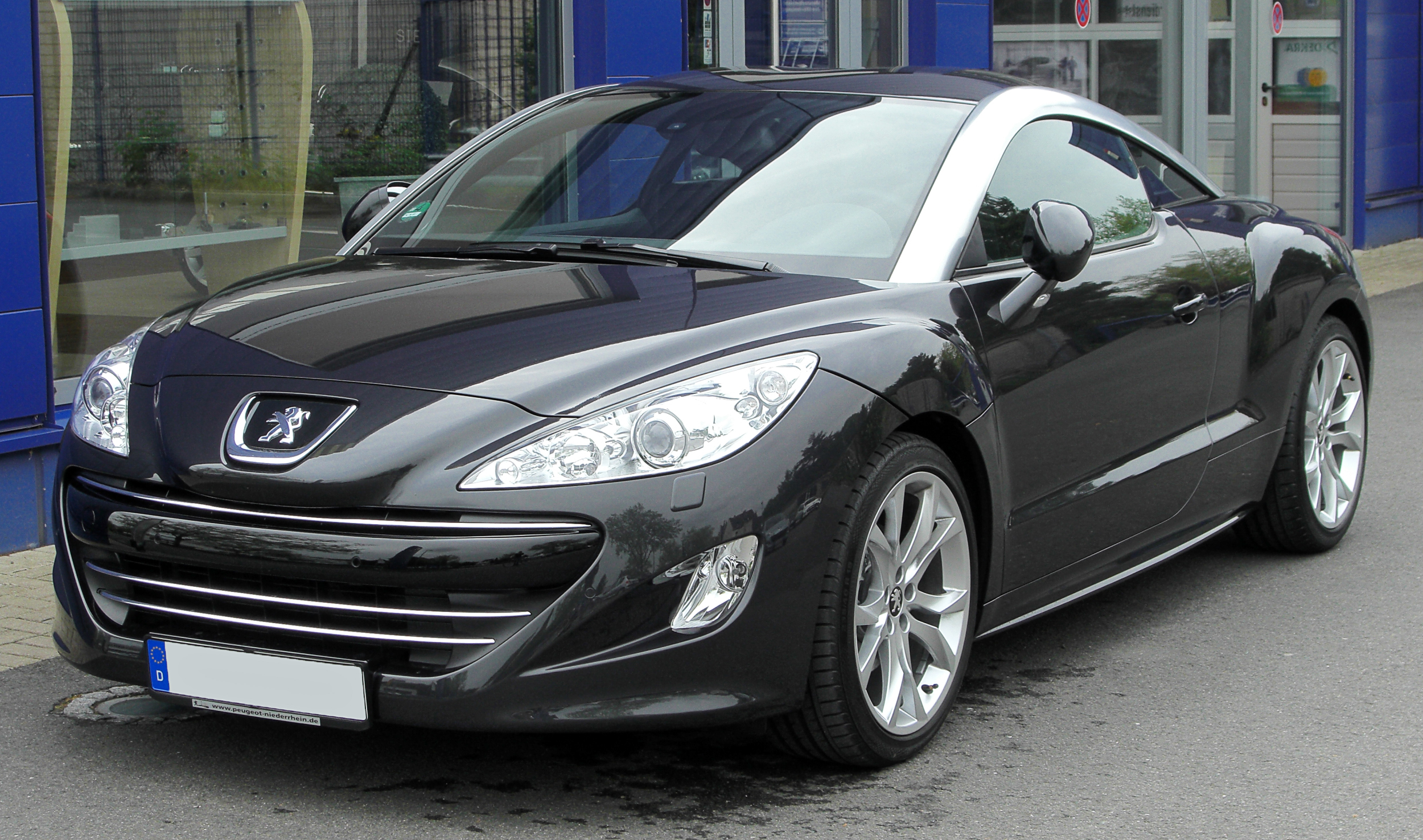 peugeot rcz wikiwand. Black Bedroom Furniture Sets. Home Design Ideas